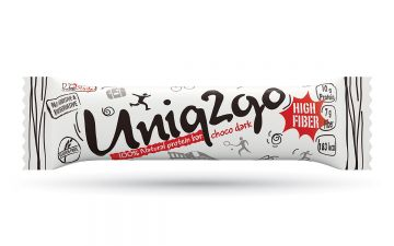Uniq2go Chocodark Bar 50 Gram'ın Ürün Fotoğrafo
