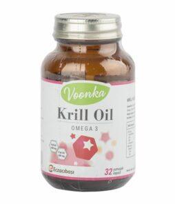 Voonka Krill Oil Omega 3 32 Kapsül'ün Ürün Fotoğrafı