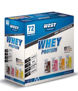 West Nutrition Whey Protein 72 Saşe / 2592 Gram'ın Ürün Fotoğrafı