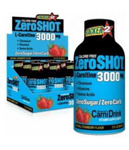 Zero Shot Stacker 2 3000 mh L-Carnitine Ürün Fotoğrafı