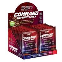 SSN Command Quadro Whey Protein 900 Gram 30 Saşe'nin Ürün Fotoğrafı