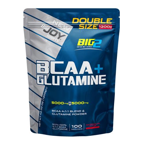 BigJoy BIG2 Bcaa + Glutamine 1200 Gram'ın Ürün Fotoğrafı
