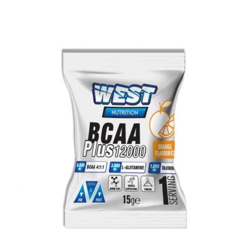 West Nutrition BCAA 12000 Plus Glutamin Taurin'in Ürün Fotoğrafı