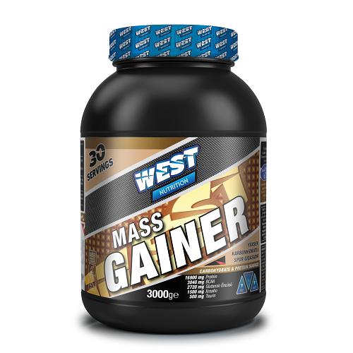 West Nutrition Mass Gainer 3000 Gram Ürün Fotoğrafı