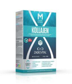 Zade Vital Marine Collagen + Hyaluronic Acid 40 Kapsül'ün Ürün Fotoğrafı