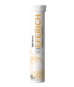 Nutrich Nutrition Eferich C 20 Efervesan Tablet / 1000 Mg'ın Ürün Fotoğrafı