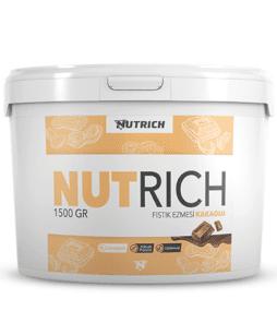 Richnut Creamy Kakaolu Doğal Fıstık Ezmesi Ürün fotoğrafı
