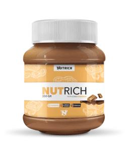 Richnut Creamy Kakaolu Doğal Fıstık Ezmesi 350 gr ürün fotoğrafı