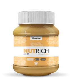 Richnut Creamy Doğal Fıstık Ezmesi 350 gr Ürün fotoğrafı