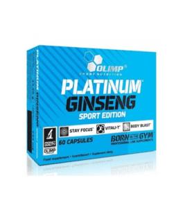 Olimp Platinum Ginseng 60 Kapsül'ün Ürün Fotoğrafı