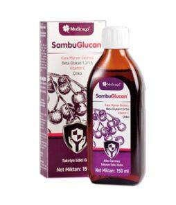 MedicaGo SambuGlucan 150 ML'in Ürün Fotoğrafı