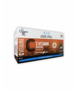 Zade Vital C Vitamini 14 Saşe'nin Ürün Fotoğrafı