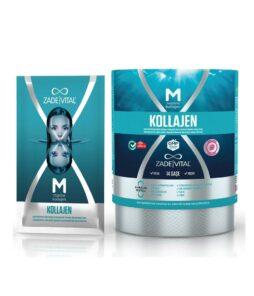 Zade Vital Marine Collagen + Hyaluronic Acid 14 Saşe'nin Ürün Fotoğrafı