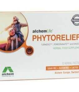 Alchemlife Phytorelief 15 Pastil'in Ürün Fotoğrafı