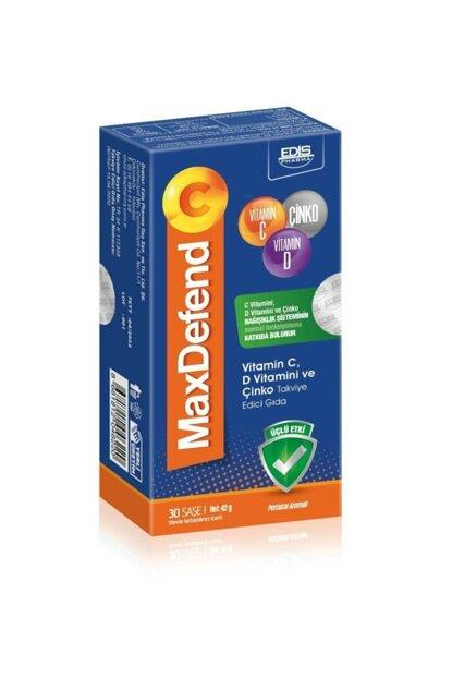 Edip Pharma Maxdefend C 30 Şase Ürün Fotoğrafı