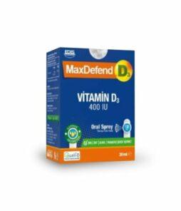 Edis Pharma Maxdefend D3 400 IU 20 Ml'nin Ürün Fotoğrafı