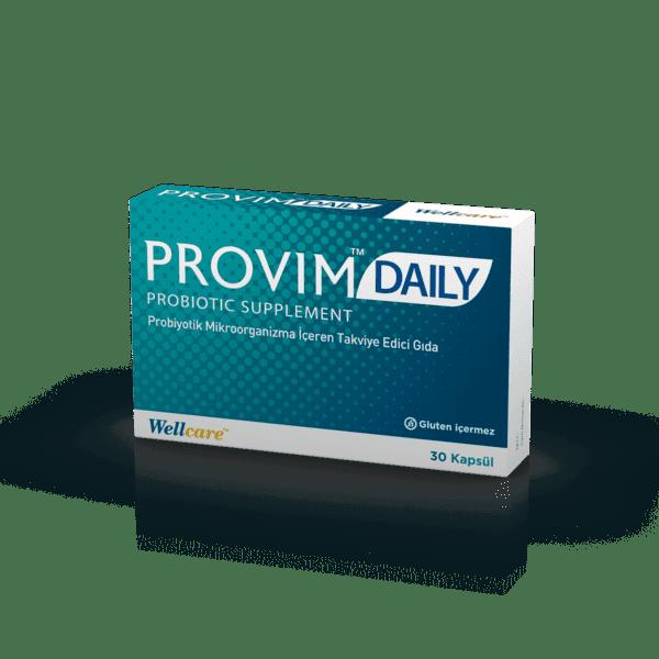 Wellcare Provim Daily 30 Kapsül'ün Ürün Fotoğrafı