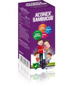 Acon İlaç Aconex Sambucus 150 ML'in Ürün Fotoğrafı