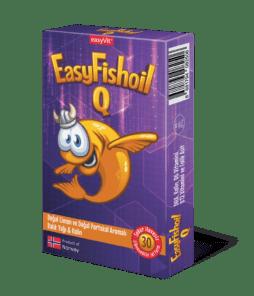 Easyvit Easyfishoil Q 30 Tablet Ürün Fotoğrafı