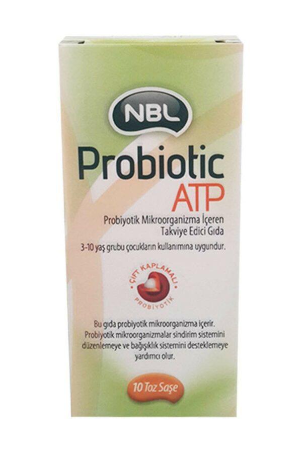NBL Probiotic Atp 10 Saşe Ürün Fotoğrafı