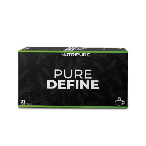 Takviyelik Nutripure PureDefine Definitive Tea 21 Ürün Fotoğrafı