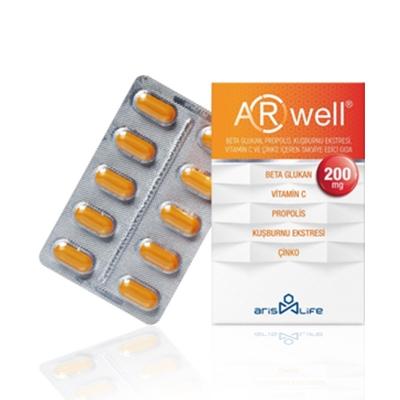 Aris Life Arwell 30 Tablet'in ürün fotoğrafı