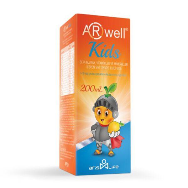 Aris Life Arwell Kids Beta Glukan Ürün Fotoğrafı