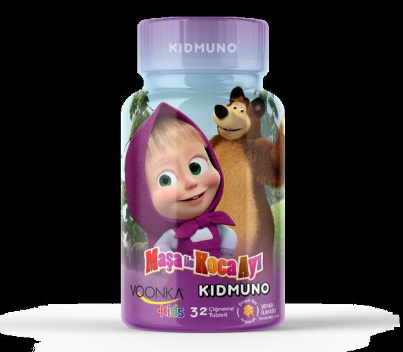 Maşa ve Koca Ayı Kidmuno 32 tablet'in ürün fotoğrafı