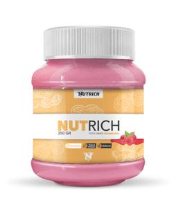 Nutrich Creamy Frambuazlı Doğal Fıstık Ezmesi 350 Gr Ürün Fotoğrafı