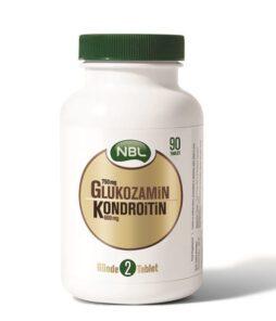 NBL Glukozamin Kondroitin 90 Tablet Ürün Fotoğrafı