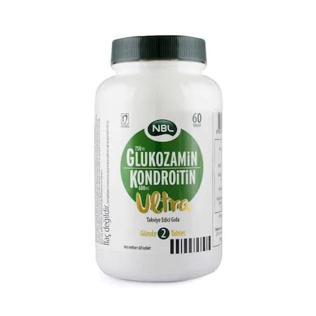 NBL Glukozamin Kondroitin Ultra 90 Tablet Ürün Fotoğrafı