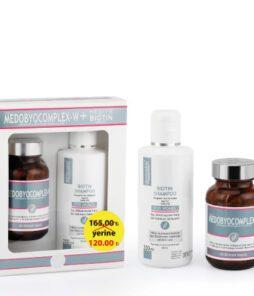 Dermoskin Medobiocomplex-k + Biotin Şampuanı ürün fotoğrafı